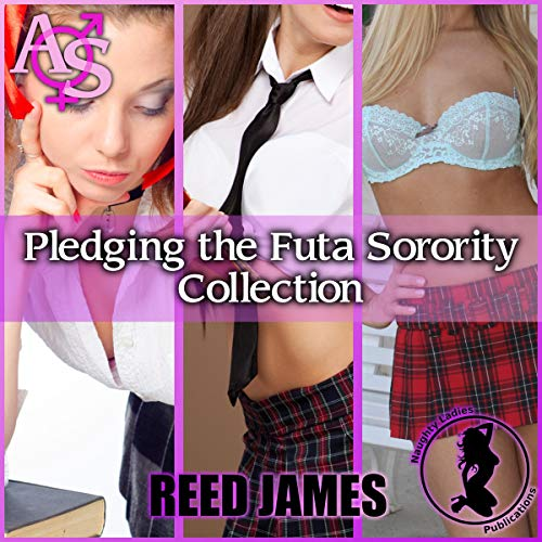 Pledging the Futa Sorority Collection cover art