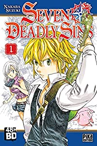 Seven Deadly Sins Edition 48h BD Tome 1