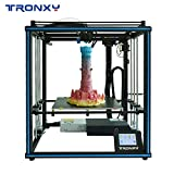 TRONXY X5SA 3D-Drucker Schnelle Montage DIY Kit Auto Leveling Filamentsensor Resume Print Cube Full Metal Square mit 3,5-Zoll-Touchscreen Große Druckgröße 330x330x400