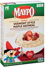 Homestate Farms Maypo Instant Vermont Style Maple Oatmeal Cereal, 19 Ounce -- 12 Per Case. By Maypo