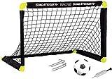 Besttoy - Mini Fußballtor-Set - faltbar