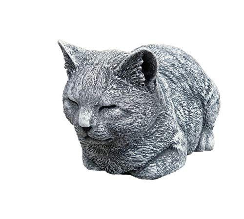 Stone and Style -   Steinfigur Katze