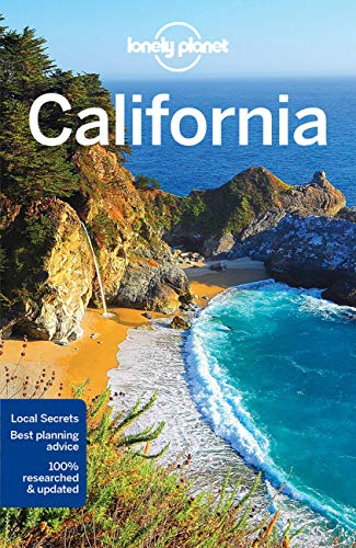 Lonely Planet California [Lingua Inglese]