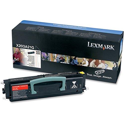 X203A11G Lexmark X204n Cartuccia del Toner Nero
