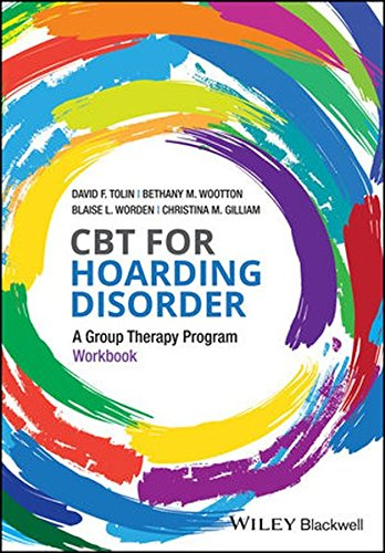 CBT for Hoarding Disorder: A Group Therapy Program Workbook