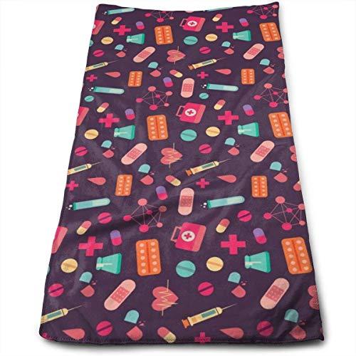 Bert-Collins Towel Toallas de Playa de Lactancia Toallas de Playa 80x130cm