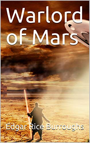 Warlord of Mars (English Edition)