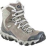 "Oboz Bridger 7"" Insulated B-DRY Hiking Boot - Women's Gray/Sage 6"