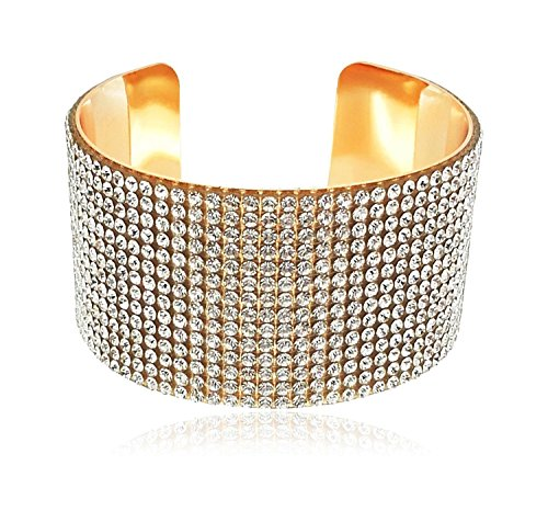 YouBella Ethnic Bollywood Gold Plated Adjustable Bracelet Bangle Jewellery for Women and Girls