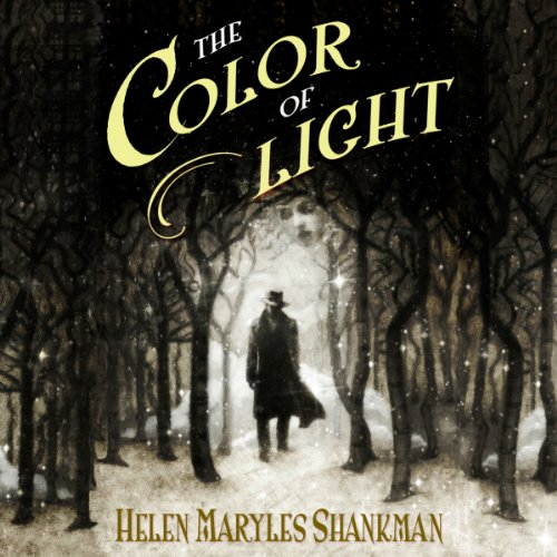 The Color of Light audiobook cover art