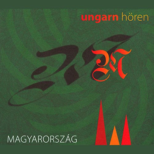 Ungarn hören cover art