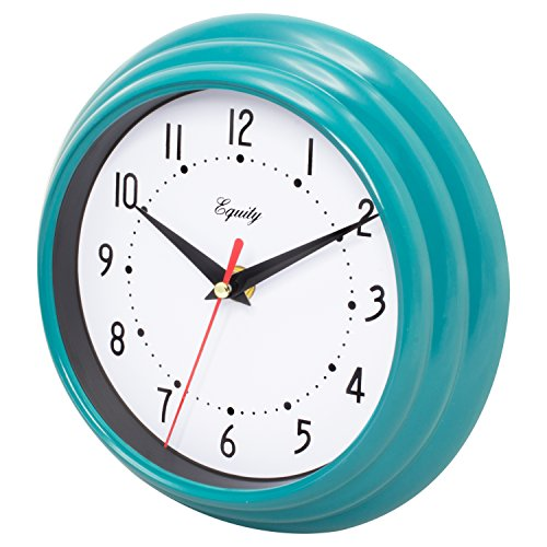 Equity by La Crosse 25020 Analog Wall Clock 8
