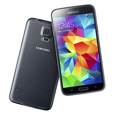 Samsung G900F Galaxy S5 schwarz (Generalüberholt)