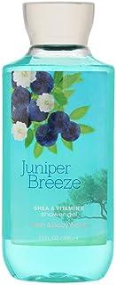 Bath & Body Works Juniper Breeze Shower Gel, Blue, 10 Ounce