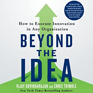 Beyond the Idea audiobook cover art