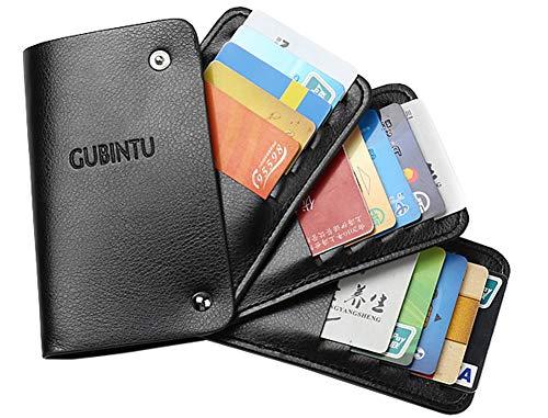「スーツケースカンパニー」GPTカードホルダーケース 30枚 クレジットカードケース PUレザー アウトレット ブラック