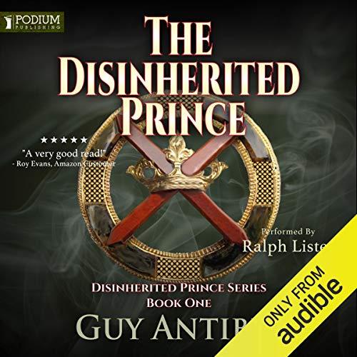 Couverture de The Disinherited Prince