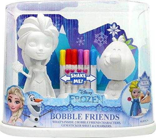 Tara Toys 94719 Disney Frozen Bobble Friends Arts and Crafts Kit (9 Piece)
