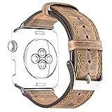 Vendimia Correa para Apple Watch 44mm Serie 5 Serie 4 42mm Series 3 2 1,...