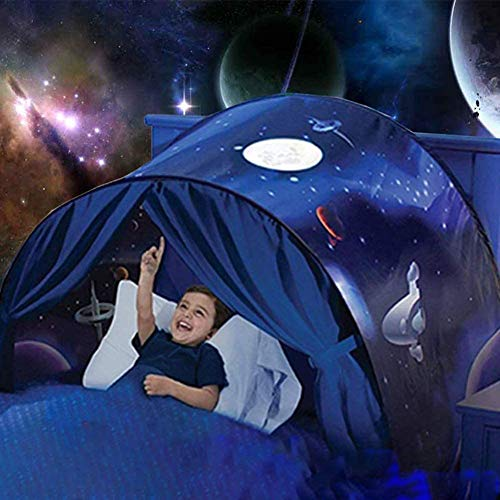 LTJY TV Outlet Sleep Fun Tent Original Visto en TV Tienda de