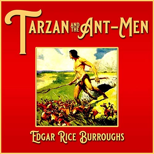 Tarzan and the Ant-Men cover art