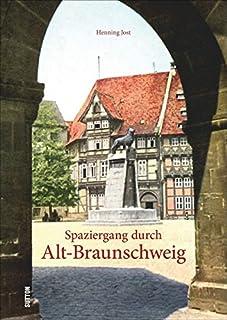 Spaziergang durch Alt-Braunschweig (Sutton Archivbilder)