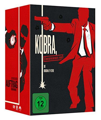 Kobra, übernehmen Sie - Die komplette Serie [47 DVDs]