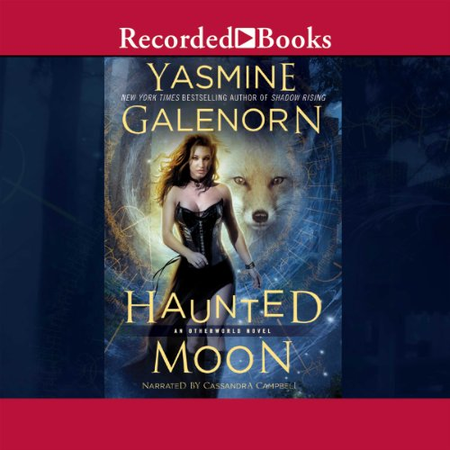 Haunted Moon audiobook cover art