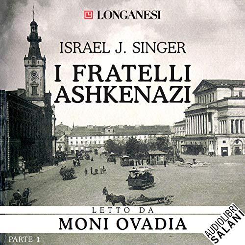 I fratelli Ashkenazi 1 copertina