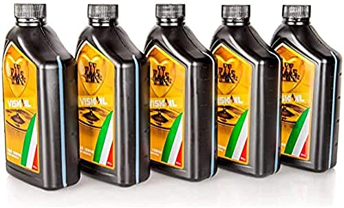Lubrificanti Viskoil CARTONE DA 5X1 LT VISK10W405X1 5 litros Aceite 10w40 para Motores Diesel y Gasolina