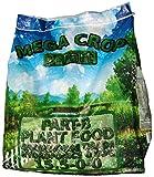 Mega Crop 2 Part B 15.5-0-0 Hydroponic Soil Fertilizer Calcium Nitrate (25lbs (11.36kg))
