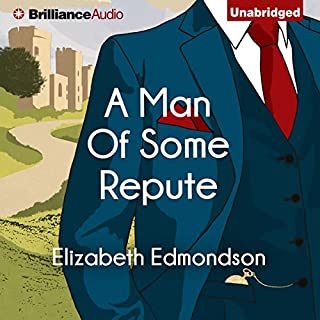 A Man of Some Repute     A Very English Mystery, Book 1              By:                                                                                                                                 Elizabeth Edmondson                               Narrated by:                                                                                                                                 Michael Page                      Length: 8 hrs and 31 mins     3,598 ratings     Overall 4.0