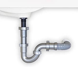 Snappy Trap Universal Drain Kit for Bathroom Sinks