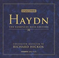 Haydn: The Complete Mass Edition by J.S. BACH (2007-02-13)