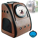 cat carrier cat backpack carrier for 20 lbs large cats pet backpack carrier dog travel bag for