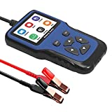 Panlong Car Battery Tester 12V 100-2000 CCA Load Tester Cranking and Charging System Analyzer for Car SUV Light Truck