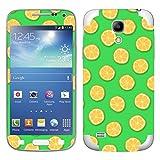 DISAGU SF de 104940_ 1074Diseño Skin para Samsung I9192Galaxy S4Mini Duos–Diseño Naranjas Verde