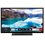 Toshiba 32LL3A63DB 32-Inch Smart Full-HD LED TV with Freeview Play - Black/Silver