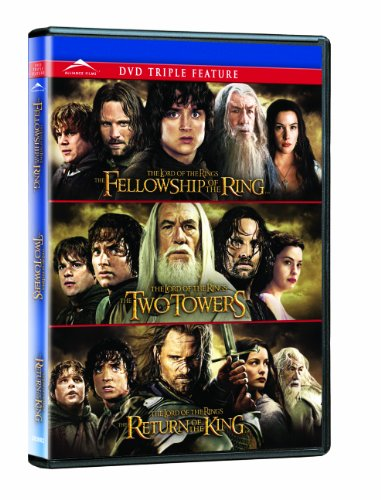 The Lord of the Rings: The Motion Picture Trilogy (The Fellowship of the Ring / The Two Towers / The Return of the King)  (2012)