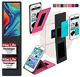 Hülle für Xiaomi Mi Mix 3 5G Tasche Cover Hülle Bumper | Pink | Testsieger