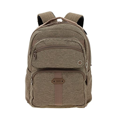 Totto MA04IND655-1720F-T01 15' Laptop Backpack Twin Pack