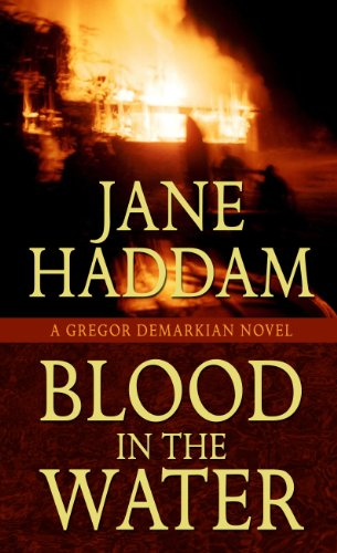 Blood in the Water (Gregor Demarkian)