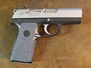 Sand Paper Pistol Grips Peel and Stick Grip Enhancements for the Ruger P95 and P95DC 9mm