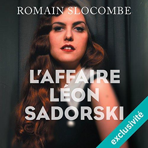 L'affaire Léon Sadorski audiobook cover art