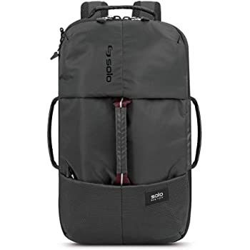 Solo New York All- Star Hybrid Backpack Duffel Bag, Black, One Size