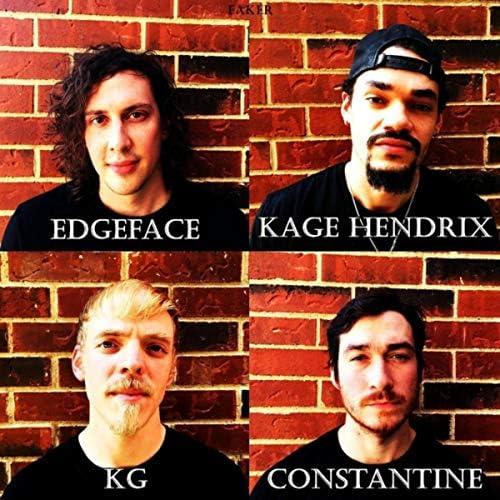 Edgeface feat. Kage Hendrix, KG & Constantine