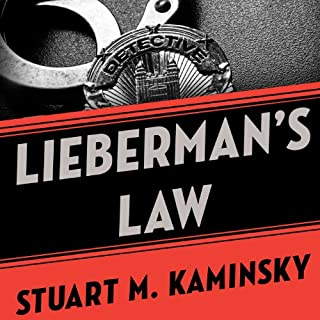 Lieberman's Law audiobook cover art