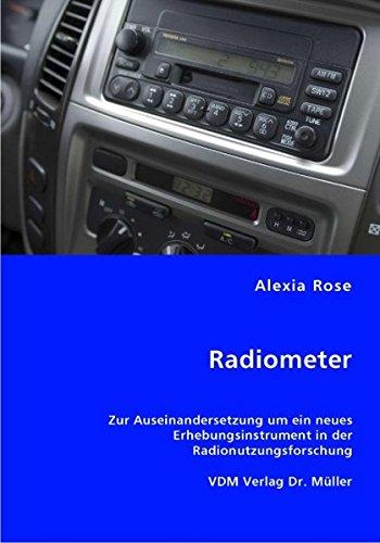 Radiometer: Zur Auseinandersetzung um ein neues Erhebungsinstrument in der Radionutzungsforschung