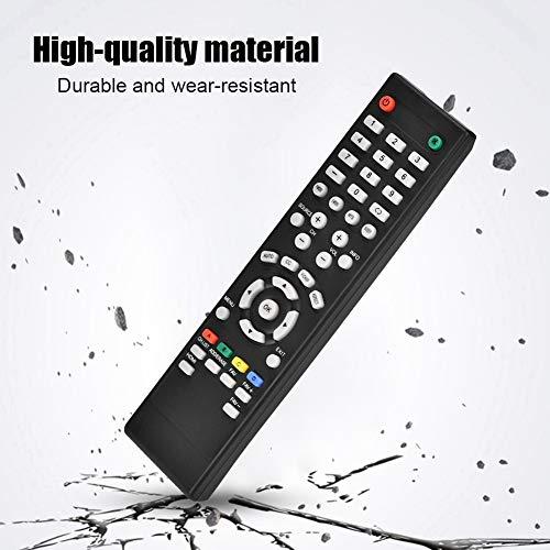 Exliy Remplacement de la télécommande TV, télécommande Durable compacte pour SEIKI TV, contrôleur TV Universel pour SEIKI
