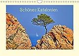 Schönes Katalonien (Wandkalender 2022 DIN A4 quer)